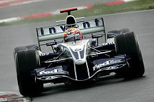 Formel 1 - Testing Time, Tag 5: Pizzonia mit schwerem Crash in Barcelona