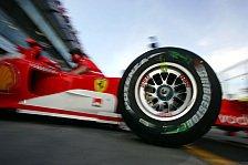Formel 1 - Die Woche in der F1: Von neuen Autos & alten Reifen
