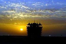 Formel 1 - Herausforderung Nachtrennen: Wetterprognose: Wie k�hl wird es?
