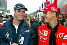 Diese Brüderpaare fuhren gleichzeitig in der Formel 1