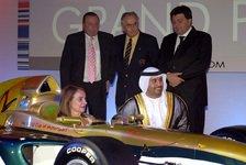 Motorsport - Australien stellt A1GP-Boliden vor