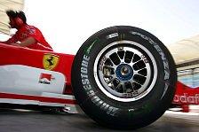 Formel 1 - Bridgestone und der Weg zu mehr Teams