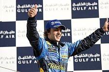 Formel 1 - Fernando spürt keinen Druck