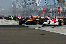 Motorsport - IRL - 3. Lauf in St. Petersburg