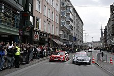 DTM - Mercedes m�chte packenden Sport bieten