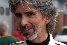 Mehr Motorsport - Damon Hill testet GP2-Boliden