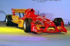 Motorsport - A1GP: China stellt sich vor