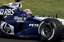 Formel 1 - Webber ist zu 80% einsatzbereit