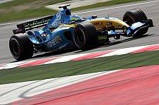 Formel 1 - Fisichella erhält B-Spezifikation für Imola