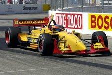 Motorsport - Champ Cars: Timo Glock mit 6. Startplatz zufrieden