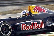 Motorsport - Formel Renault 2.0 Italia: Sieg für das Red Bull Junior Team