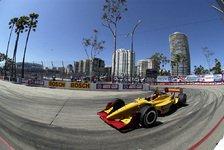 Motorsport - Champ Car: Starkes Debütrennen von Timo Glock