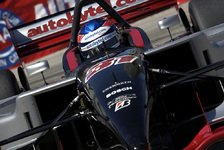 Motorsport - Champ Car Test, Tag 2: Hunter-Reay crashed in Milwaukee