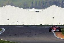Formel 1 - Ferrari respektiert zumindest eine Testregel