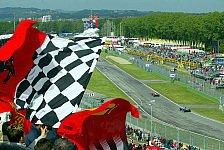 Formel 1 - San Marino GP: Das Autodromo Enzo e Dino Ferrari