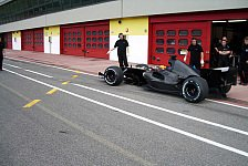 Formel 1 - Bilder: Minardi PS05 Roll-Out (Mugello, 15.04.05)