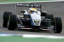 Motorsport - F3 Euro Serie: Lewis Hamilton in Pau auf Pole