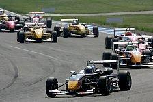 Motorsport - F3 Euro Series: Debüt in Oschersleben