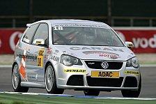 Motorsport - Polo Cup: Johansson zum dritten Mal auf der Pole-Position