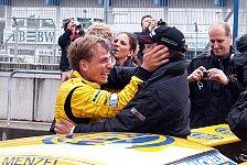 Mehr Motorsport - Porsche Carrera Cup: Menzel vor dem Hattrick