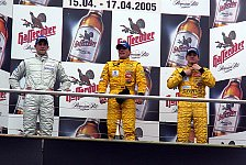 Motorsport - Porsche Carrera Cup: So verläuft eine Siegerehrung