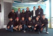 Motorsport - Speed Academy: Nicolas Hülkenberg gewinnt erste Wertungsrunde