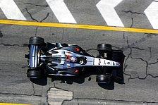 Formel 1 - Zufriedene Gesichter bei McLaren