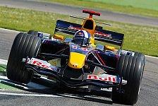 Formel 1 - Red Bull: Coulthard steht noch immer auf der Liste