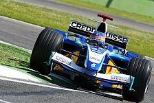 Formel 1 - Sauber: Glückliche Schweizer trotz Motorwechsels