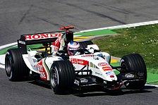 Formel 1 - B·A·R: Die Pace ist zurück
