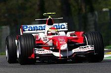 Formel 1 - Schwieriger Auftakt für Toyota