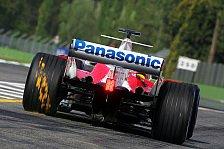 Formel 1 - Mike Gascoyne: Punkte in jedem Rennen