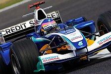 Formel 1 - Sauber im Aufwärtstrend