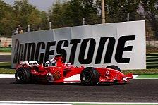 Formel 1 - Ferrari: Schumacher möchte um den Sieg fahren