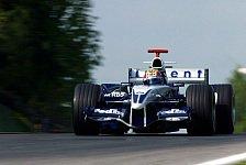 Formel 1 - Williams nur zum Teil zufrieden