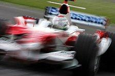 Formel 1 - Toyota peilt doppelte Punkteankunft an