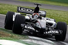 Formel 1 - Minardi: Der Kampf gegen den drohenden Ausfall