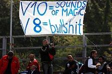 Formel 1 - Lappalie oder ernsthaftes Problem?: Blog - Problemfall Sound