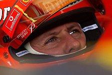 Formel 1 - Michael Schumacher verteidigt Imola