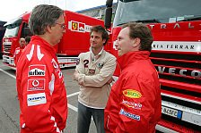 Formel 1 - Bilder: San Marino GP - Samstag