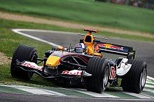 Formel 1 - Red Bull peilt Punkte an