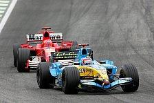 Formel 1, Bilderserie: Die zehn besten Renault-Boliden