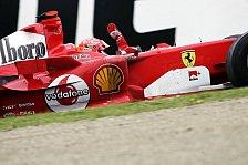 Formel 1 - Michael Schumacher: Der WM-Kampf hat gerade erst begonnen