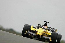 Formel 1 - Jordan setzt auf Politik der kleinen Schritte