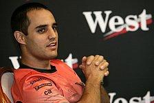 Formel 1 - Montoya-Comeback noch unsicher