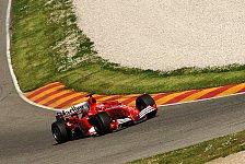Formel 1 - Michael Schumacher: Ein Wörtchen um den Sieg mitreden