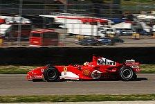 Formel 1 - Fiorano: Badoer spult 110 Runden ab