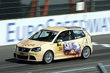 DTM - VW Polo Ladies Cup deb�tiert in der Lausitz