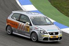 Motorsport - VW Polo Cup: René Rast in letzter Sekunde wieder auf Pole