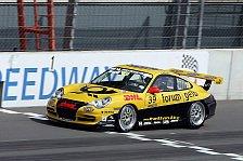 Motorsport - Porsche Carrera Cup: Zwei neue Namen in Reihe 1